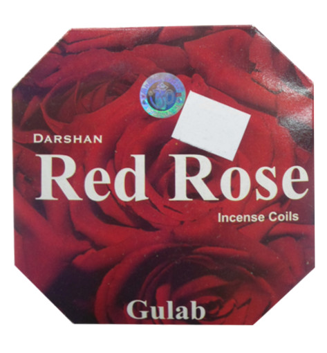 Darshan Red Rose